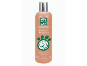 Menforsan šampon s norkovým olejem 300ml