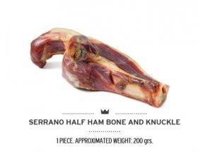 Serrano Šunková kost poloviční (kloub) 200g