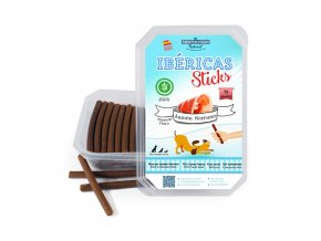 Ibéricas Sticks Serrano Ham 900 g 75 ks