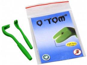 O'Tom háčky na klíšťata 2ks