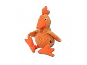 Nayeco kohoutek Talla látková 30 cm oranžová
