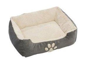 PetGift Pelech pro malé psy šedý