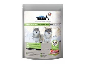 Tundra Dog Deer, Duck, Salmon Grizzly 750g