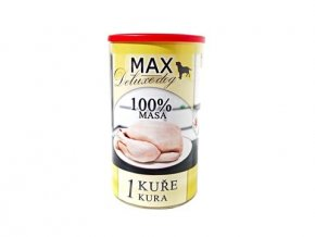 MAX deluxe celé kuře 1200g
