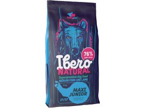 Ibero Natural dog Maxi Junior 12 kg