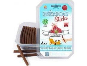 Ibéricas Sticks for Dog Lamb 900 g 75 ks