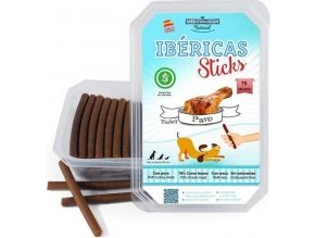 Ibéricas Sticks Turkey 900 g 75 ks