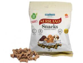 Serrano Snacks Puppies 100g