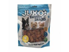 Juko Snack Chicken Roll 250g