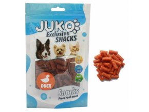 Juko Snack MINI DUCK STICK glukosamin & chondro 70g