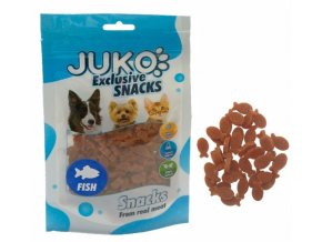Juko Snack Tuna in Fish Shape 70g