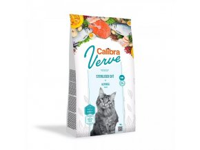 Calibra Cat Verve GF Sterilised Herring 750 g