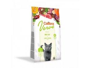 Calibra Cat Verve GF Adult Lamb & Venison 8+ 3,5 kg