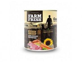 Farm Fresh Sheep & Sweet Potato