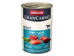 Animonda Gran Carno Adult losos & špenát