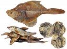 sušené ryby pro psy