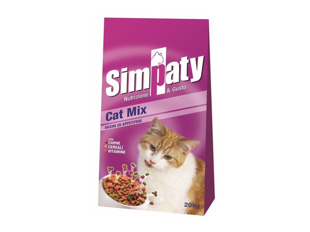 simpaty cat mix