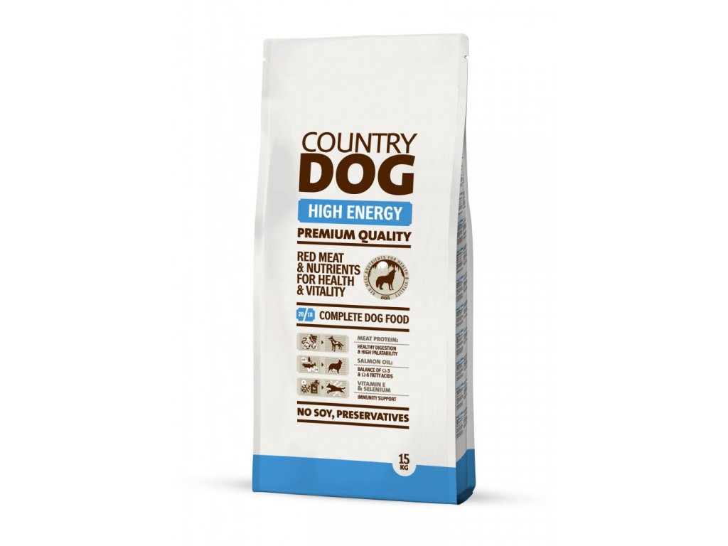 2067 country dog high energy 15kg
