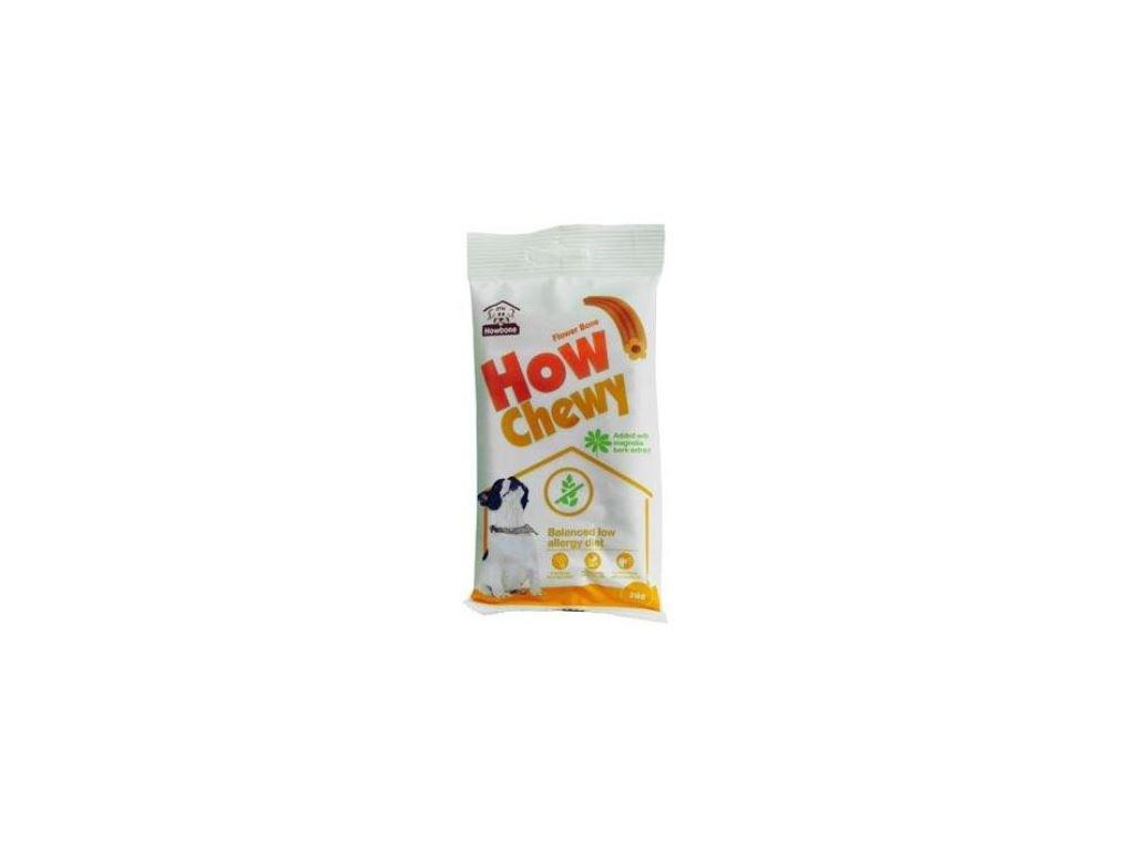 4491 denta pure how chewy flower bone 70g