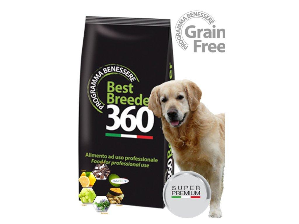 forma dog grain free losos jehne med max kyblik 20kg