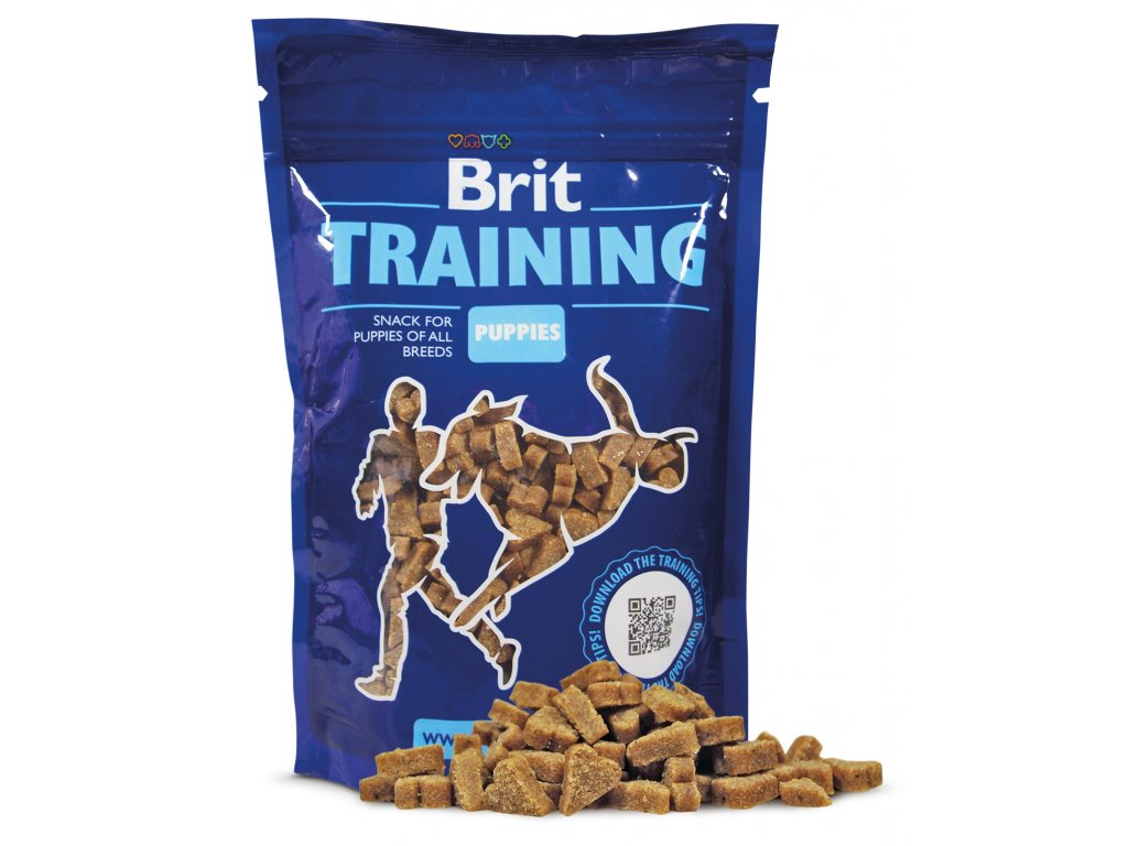 2349 brit training snack puppies 100g