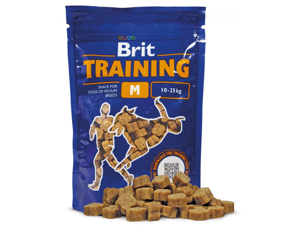 2364 brit training snack m 200g
