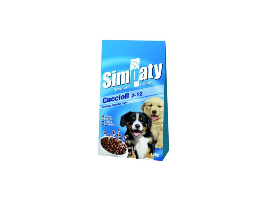 simpaty dog puppy 15kg