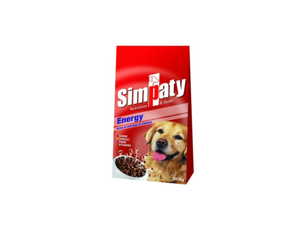 simpaty dog adult energy 20kg