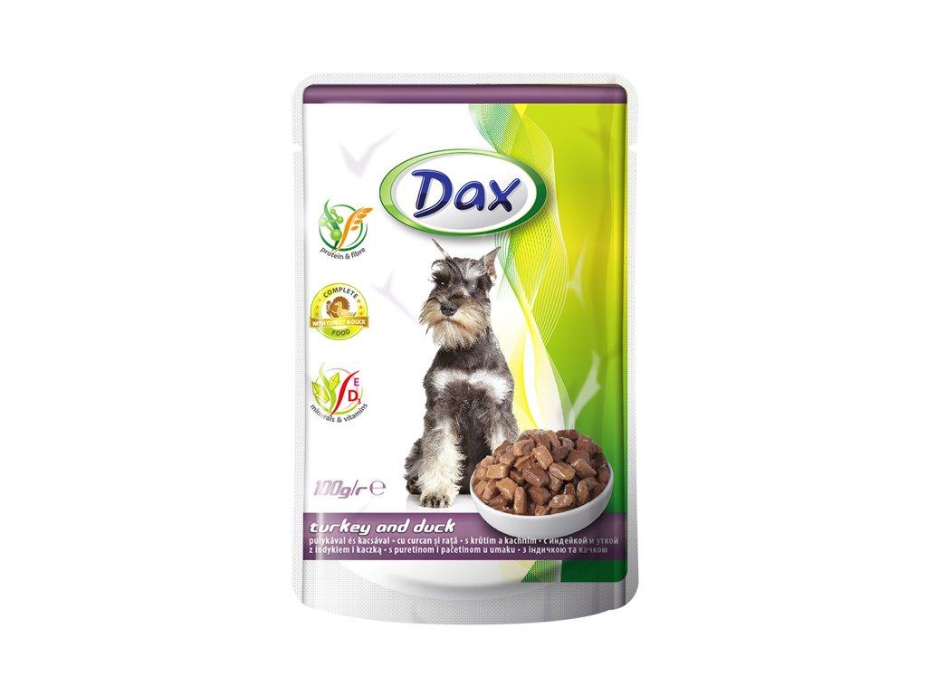 dax 100g kapsicka pro psy kruta kachna