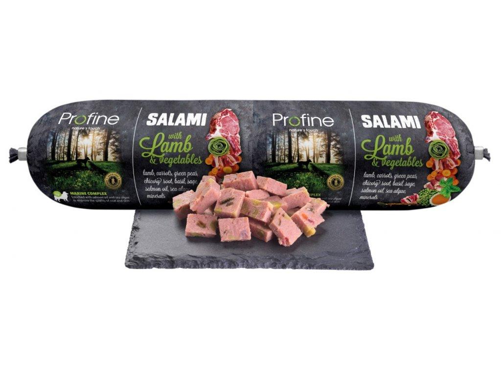 7053 profine salami lamb vegetables 800g