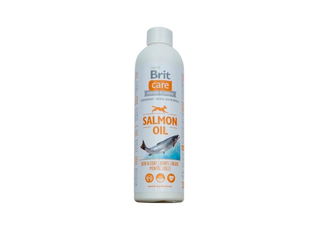 1437 brit care salmon oil 500 ml