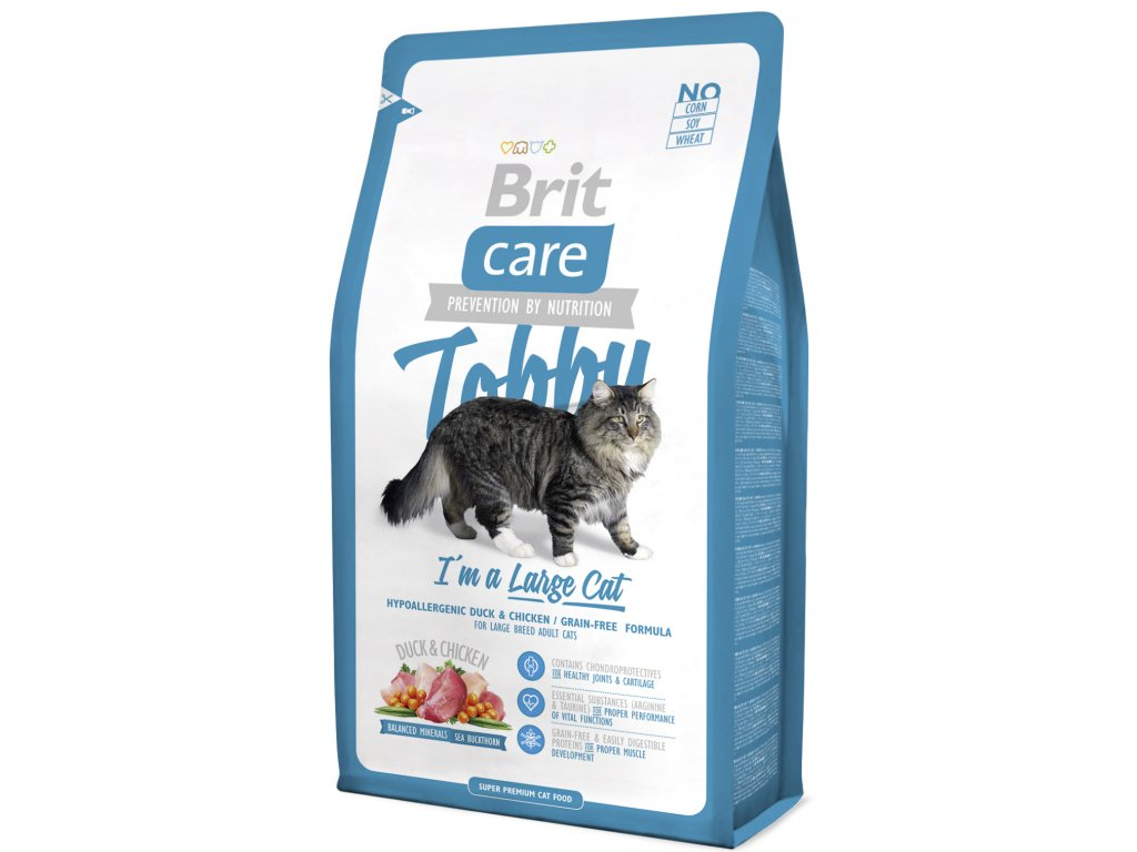 3999 brit care cat tobby i a m large cat 7kg