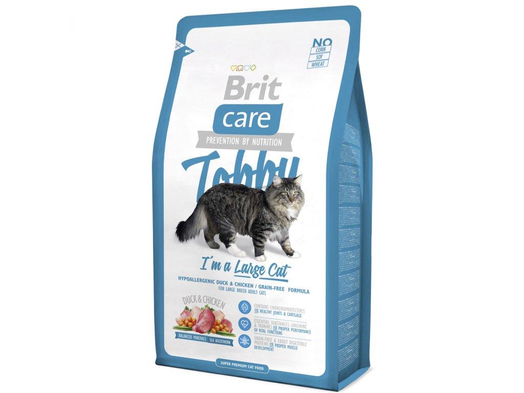 4002 brit care cat tobby i a m large cat 2kg