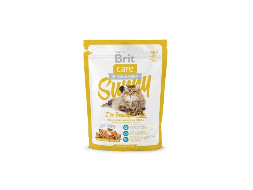 3021 brit care cat sunny beautiful hair 400g