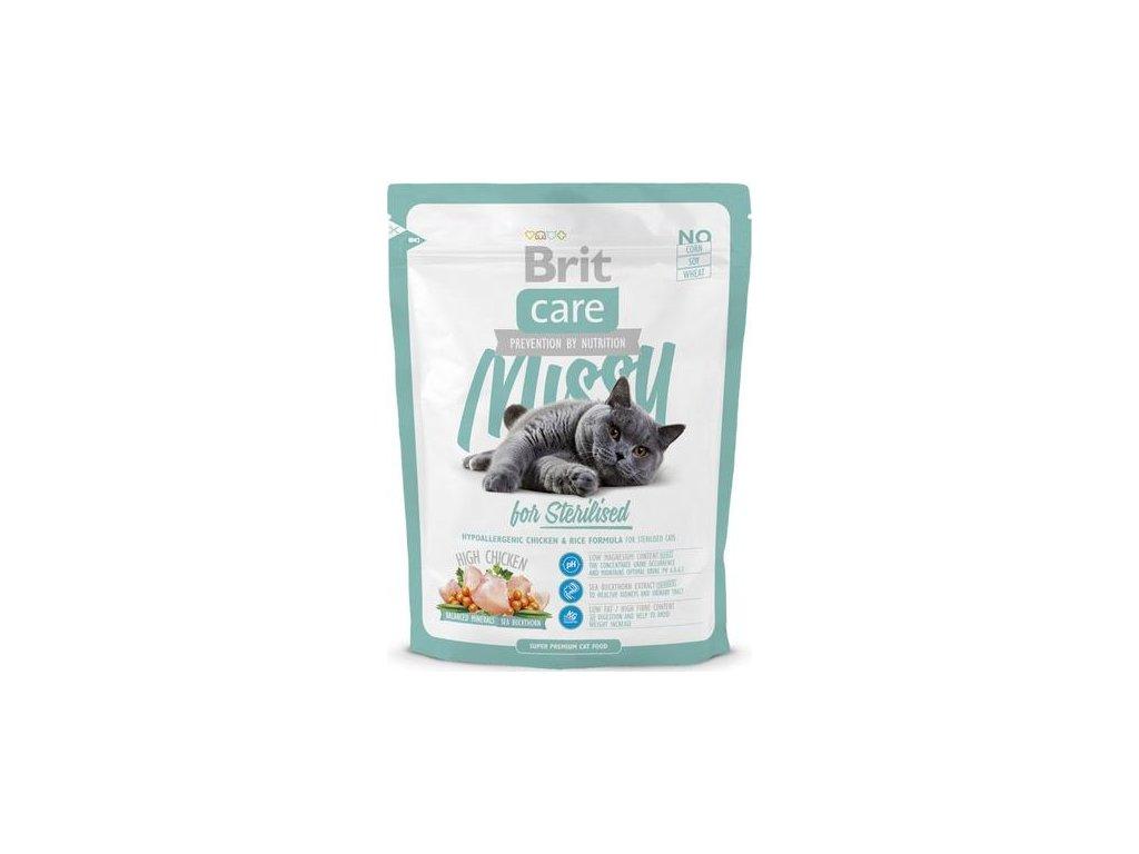 3039 brit care cat missy for sterilised 400g