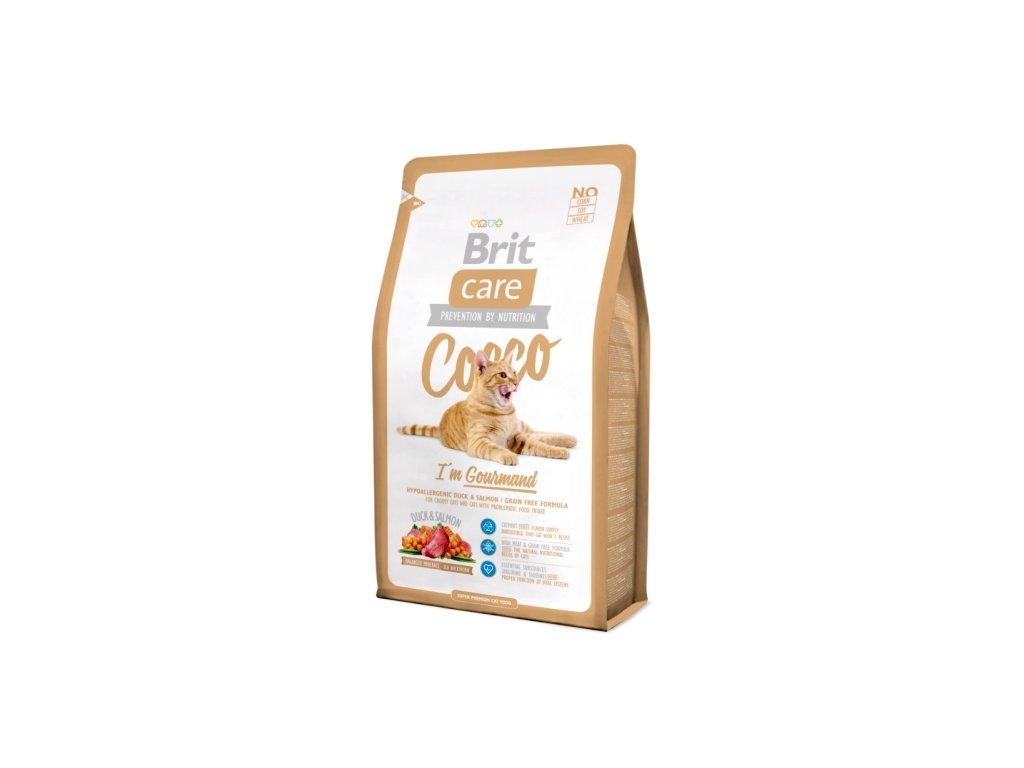 3045 brit care cat cocco gourmand 2kg