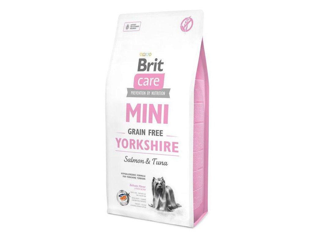 4701 brit care mini grain free yorkshire 7kg