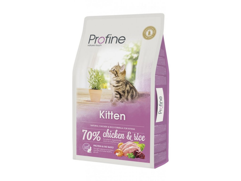 4371 new profine cat kitten 10kg