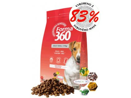 forma dog adult kure ryze small 2kg 2