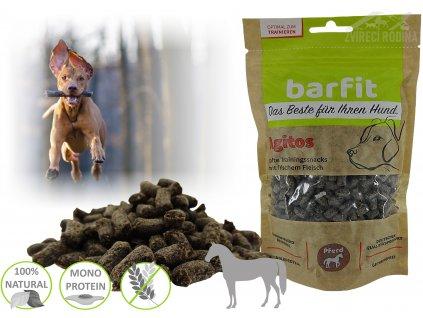 barf agitos treninkove pamlsky konina pro psa