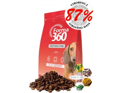 forma dog adult light small 2kg