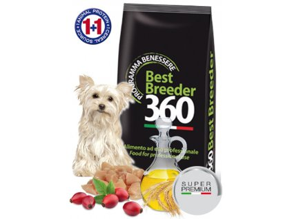 salute dog adult kruta jecmen small 20kg
