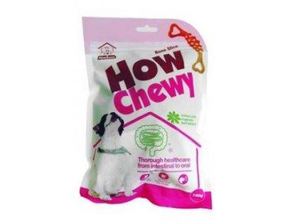 4494 denta pure how chewy bone slice 180g