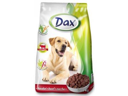 dax krmivo pro psy 10kg hovezi