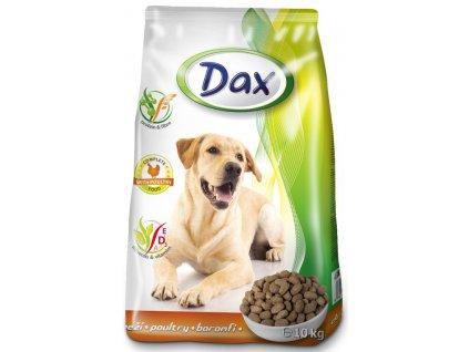 dax krmivo pro psy 10kg drubezi