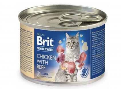 brit-premium-by-nature-chicken-with-beef-200g