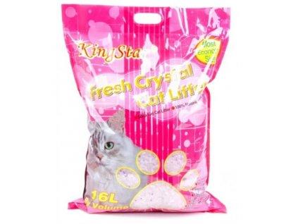 4623 crystal cat litter 16 litru