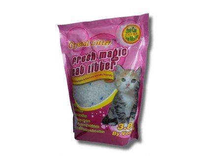 2076 crystal cat litter 3 8 litru
