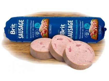4791 new brit sausage chicken lamb 800g