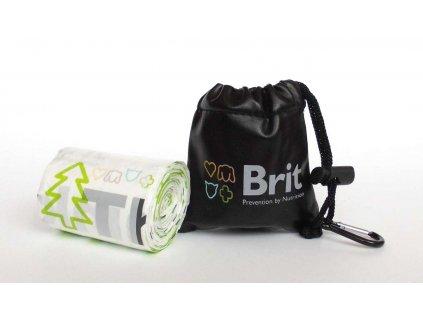 2061 brit dog excrement bag